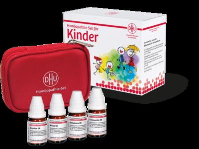 Engel Apotheke - HOMÖOPATHIE Set für Kinder Globuli - 1 St