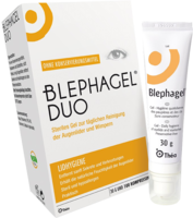 BLEPHAGEL Duo 30 g+Pads